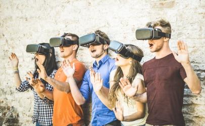 Organizacja Imprezy w Wirtualnej Rzeczywistości