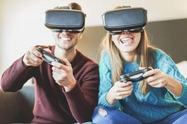 Wirtualna Rzeczywistość InGame dla Dwojga