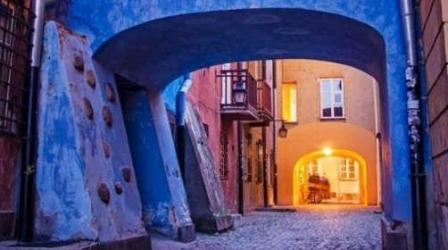 Wycieczka Grzechy Miasta Warszawy dla 6 Osób