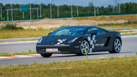 Jazda Ferrari F430 vs. Lamborghini Gallardo