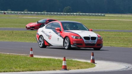 Jazda za kierownicą BMW BiTurbo Performance