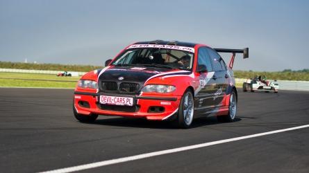 Jazda za kierownicą BMW M Power