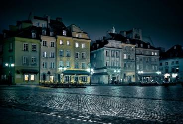 Wycieczka Legendy Nocne Warszawy dla 6 Osób