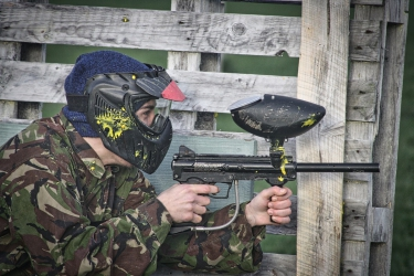 Gra w Paintball