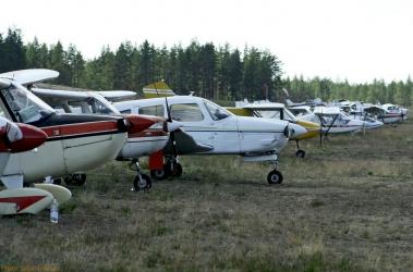 Lot Awionetką dla 2- 3 Osób