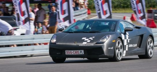 Jazda za Kierownicą Lamborghini Gallardo – Warszawa