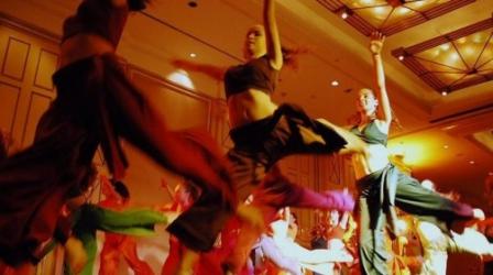 Kurs Tańca w Grupie