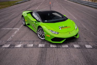 Jazda Lamborghini Huracan