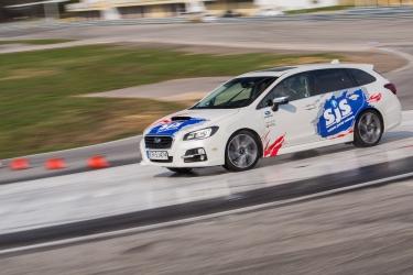 Szkolenie z Bezpiecznej Jazdy na Subaru Levorg