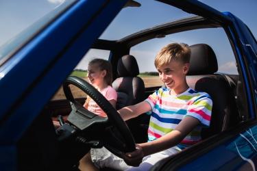 Jazda za Kierownicą Mini Monster Trucka dla Dziecka -...