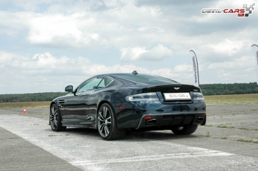 Jazda Aston Martin DB9