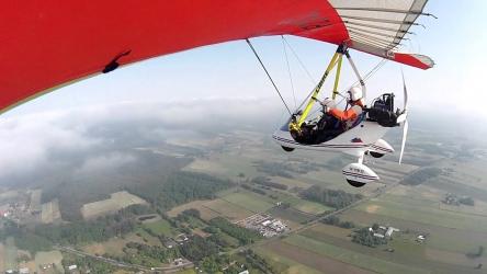 Lot Motolotnią - 30 Minut - Biała Podlaska