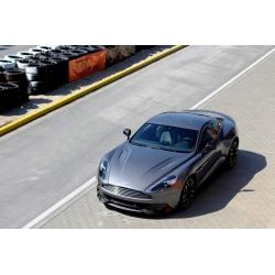Jazda ulicami miast - Aston Martin Vanquish