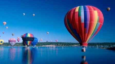 Lot Balonem dla 2 Osób nad Warszawą