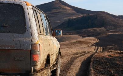 Ukraińskie Wertepy, czyli Off-Road bez Trzymanki