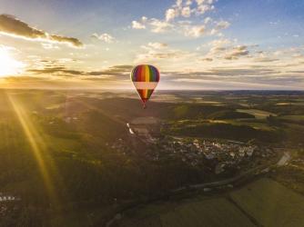 Lot VIP Balonem dla Dwojga