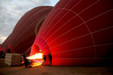 Lot Balonem dla 2 Osób - Kraków