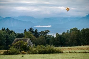 Lot Balonem nad Tatrami dla 3 Osób - Zakopane
